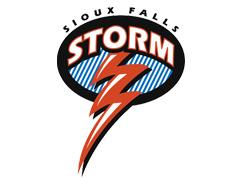 sioux falls storm logo \ sf storm \ sioux falls storm