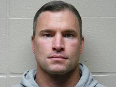 39-year-old Brett Rechtenbaugh sex offender arrested again indecent exposure