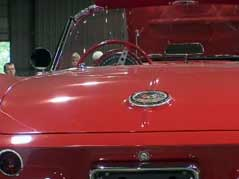 corvette raffled off to help family deal with cancer costs