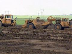 lyon county casino earthmovers construction work