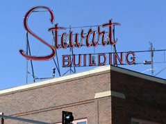 stewart building sioux falls downtown center of ministry