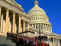 freshman class of congress kristi noem capitol