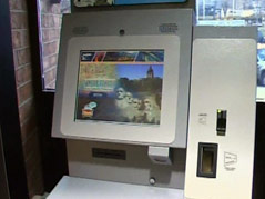 license renewal system 24/7 atm-like machine