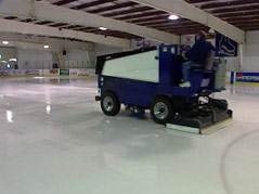 zamboni machine sioux falls ice and rec center emissions carbon monoxide