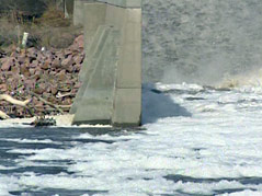 sioux falls spillway big sioux river
