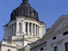 south dakota capitol pierre building legislature governor