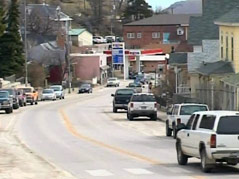 lead town street road black hills nude dancing decision city hall police