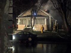 mitchell house fire duff street overnight historic area