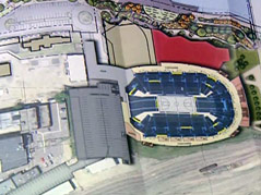 events center plan downtown location cherapa place