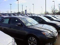 toyota car dealership billion end of incentive