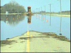 claremont / flooding