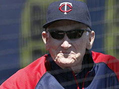 Harmon Killebrew minnesota twins cancer fight entering hospice