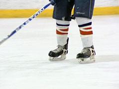 hockey / carbon monoxide / sf ice and rec center