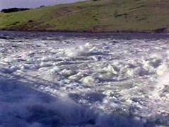 oahe dam water release missouri river