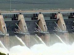 gavins point dam yankton area missouri river flooding high water flows