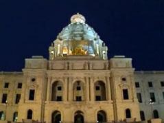 minnesota legislature lawmakers government shutdown state capitol