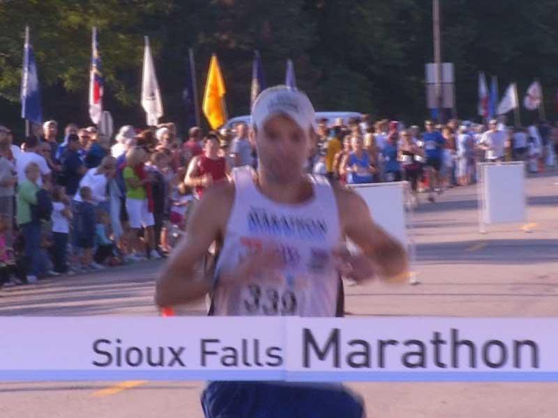 Sioux Falls Marathon / Sioux Falls / Runners