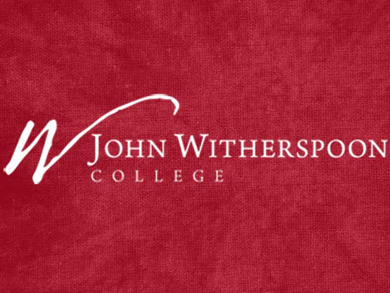 John Witherspoon college opening in rapid city fall 2012