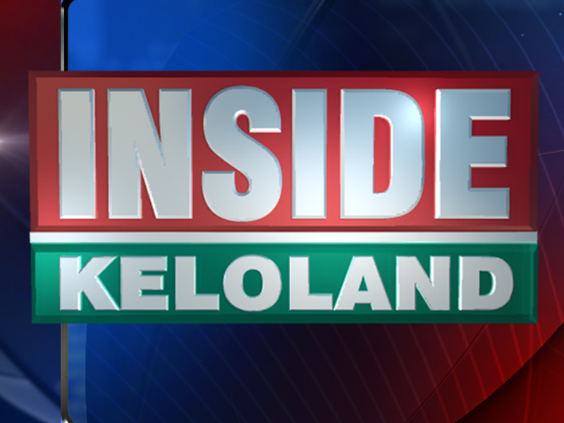 Inside KELOLAND Logo