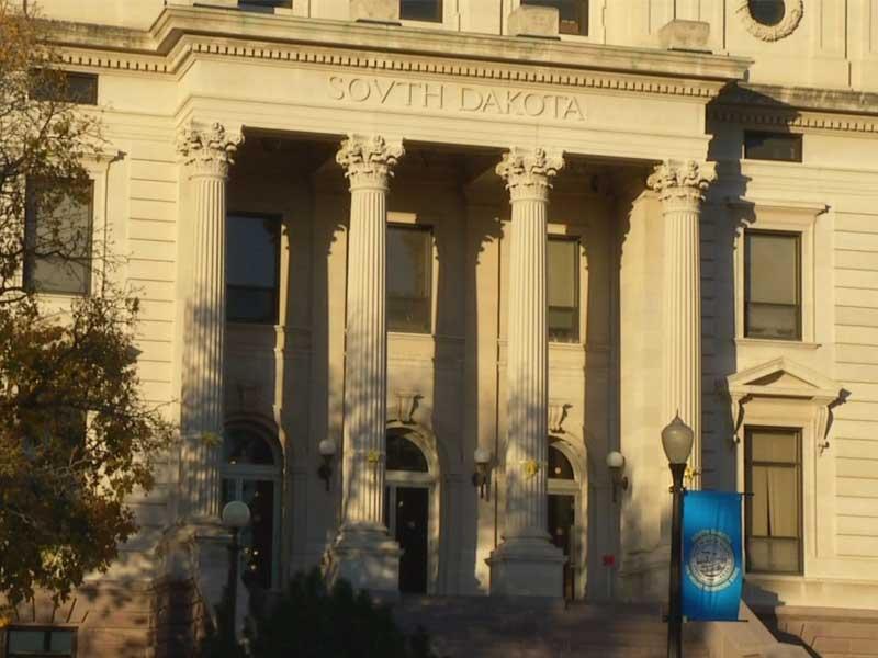 ballot issues capitol legislative building pierre