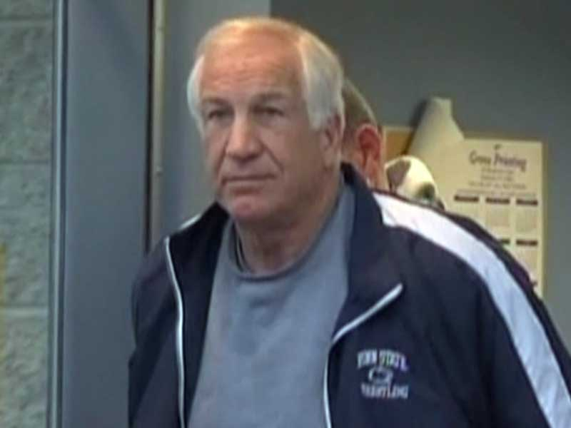 jerry sandusky penn state university sexual abuse allegations