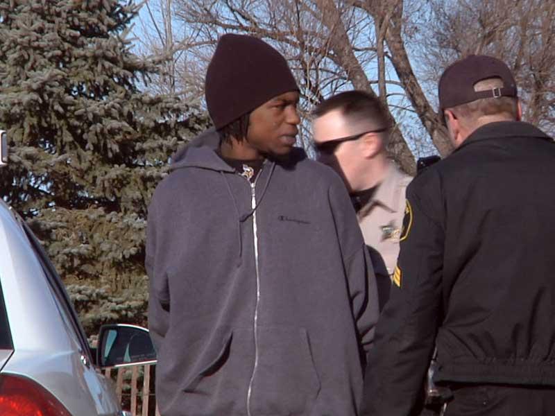 shindler break in home invasion burglary arrest lincoln county