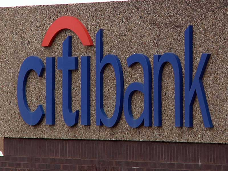 citibank sign credit cards