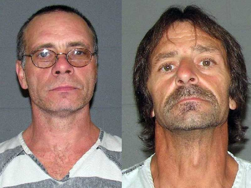 Ricky German / Ted  Witte wanted for meth lab bust 1/1/2012 in central sioux falls