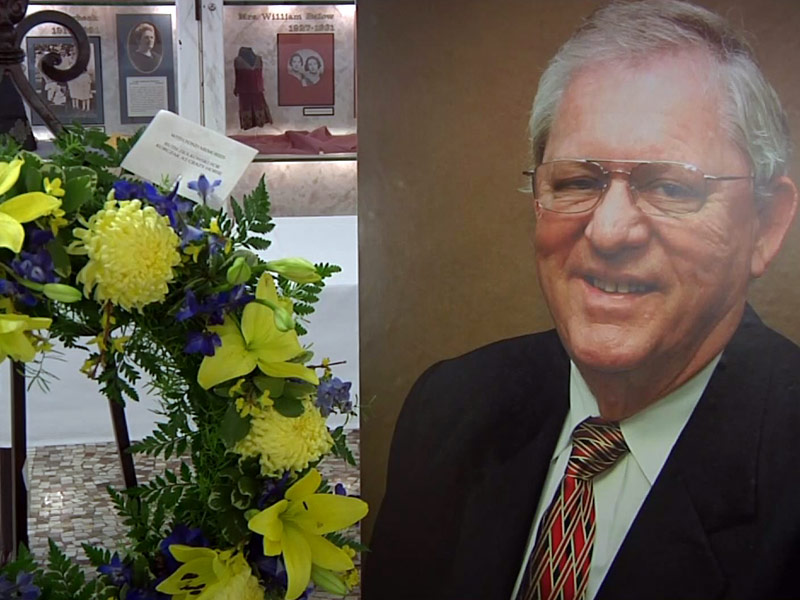 bill janklow pierre memorial service flowers picture