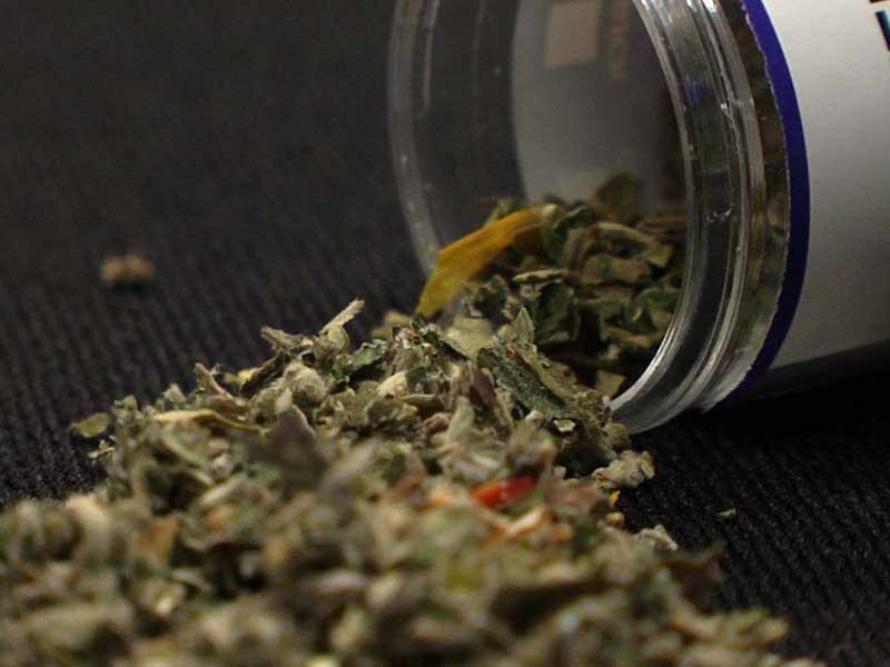 synthetic marijuana fake pot