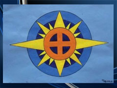 proposed state flag south dakota dick termes design courtesy south dakota magazine.com
