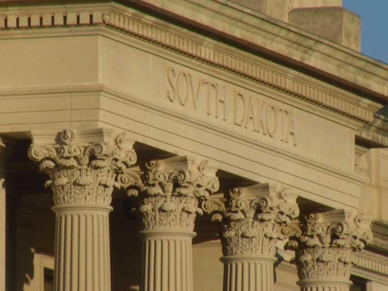 capitol south dakota pierre building