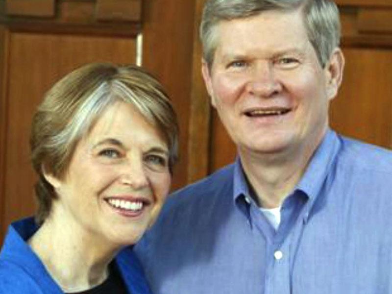 senator tim johnson wife barbara