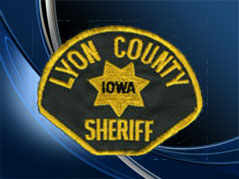 lyon county sheriff badge iowa