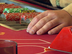 deadwood card table raising bet limits gambling