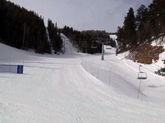 terry peak ski resort hill snow