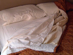 sleep issues health concerns bed