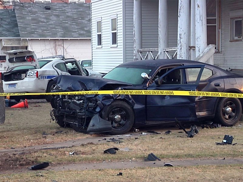 Dakota High School Car Crash