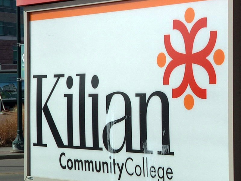 kilian community college tuition post-secondary education