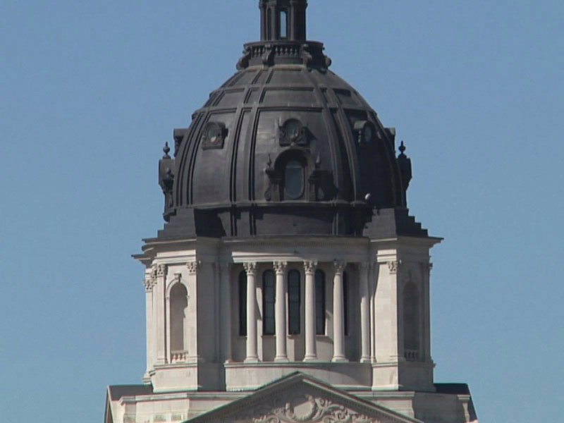 pierre capitol building lawmakers legislature legislators laws politics state capital