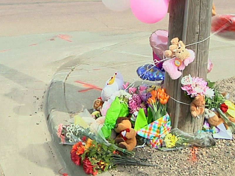 iszabella morgan memorial 7-year-old killed by drunk driver high speed chase