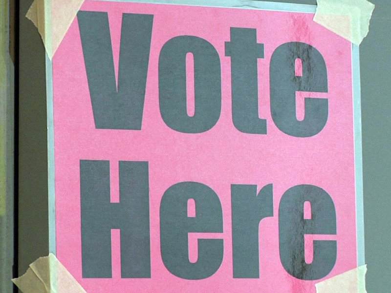 voting election polling location local race vote elect city council school board