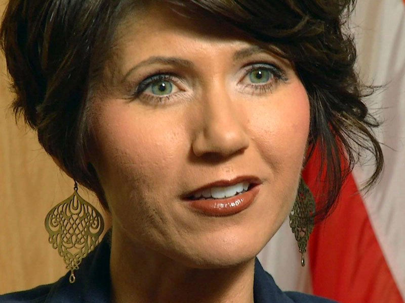 south dakota congresswoman kristi noem