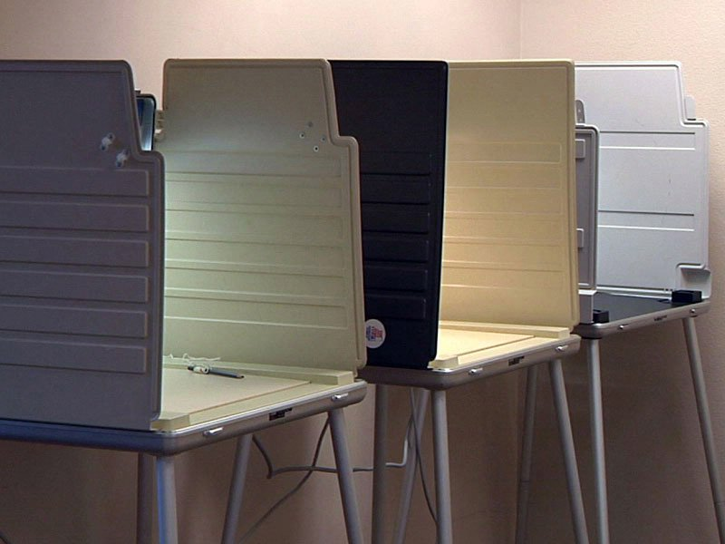 voting booth election generic votes primary vote polling location