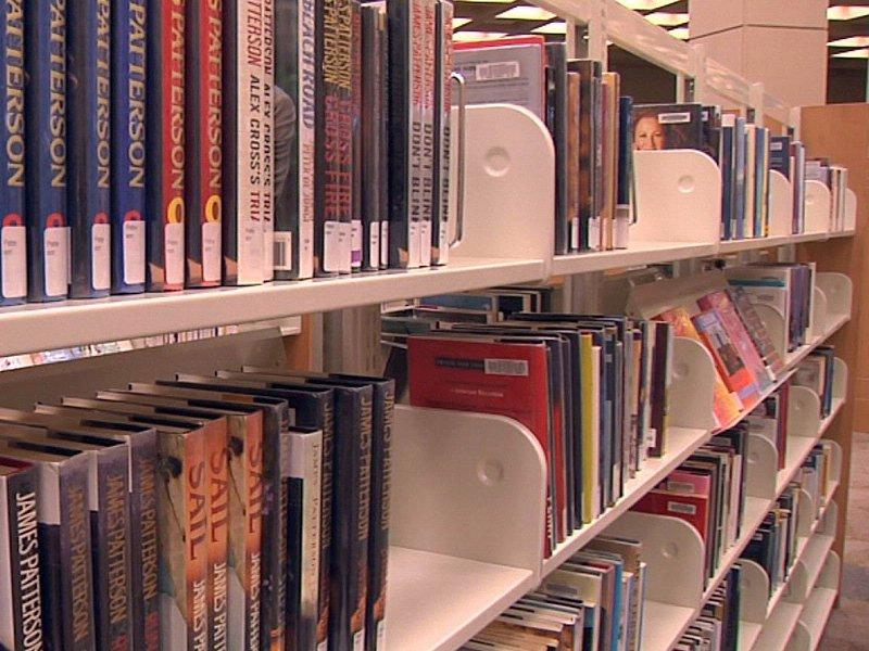 downtown main library siouxland libraries books shelves libriarian