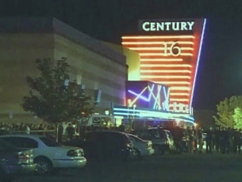 colorado theater shooting 12 people killed at Batman movie