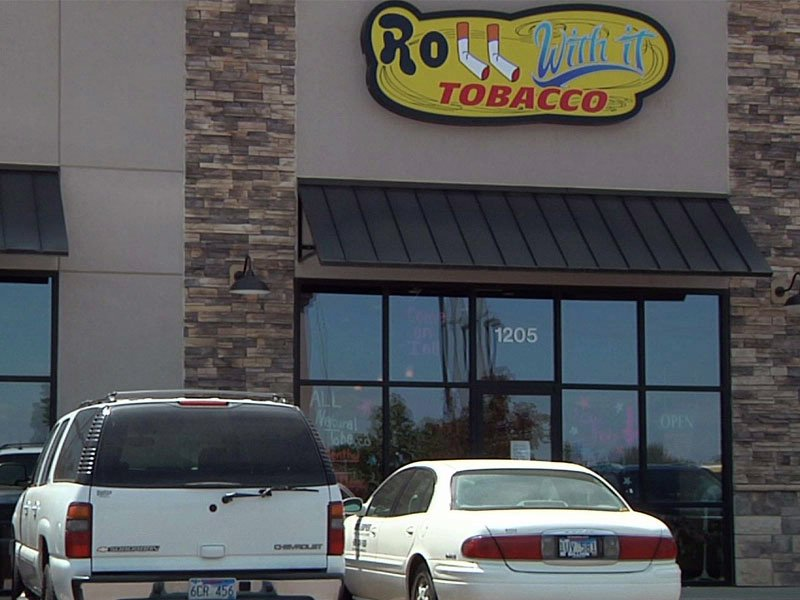 roll with it smoke shop