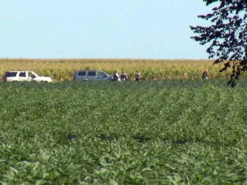 linclon county stand off farmer land