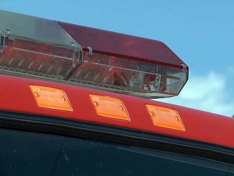 generic emergency lights firefighters fire truck law