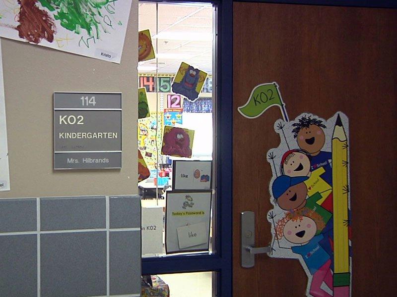 kindergarten classroom harvey dunn elementary